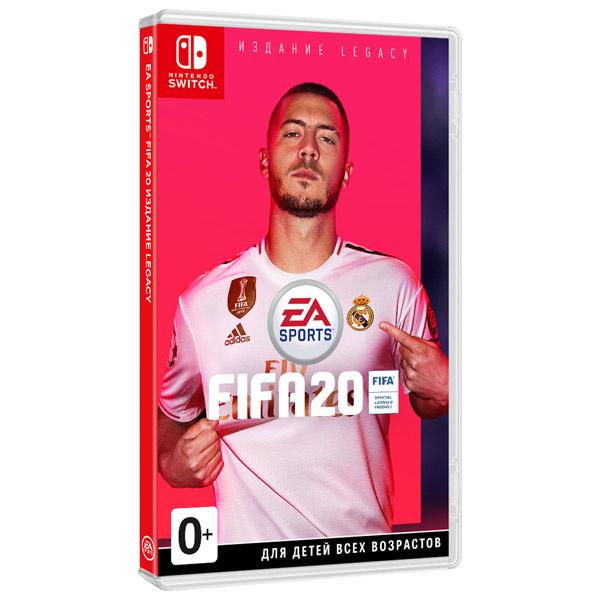 Игра FIFA 20 для Nintendo Switch