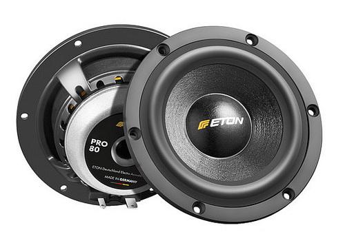 Среднечастотная акустика Eton PRO 80