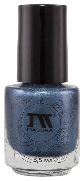 Купить Лак для ногтей Masura Драгоценные камни Лазурит счастья 3, 5 мл