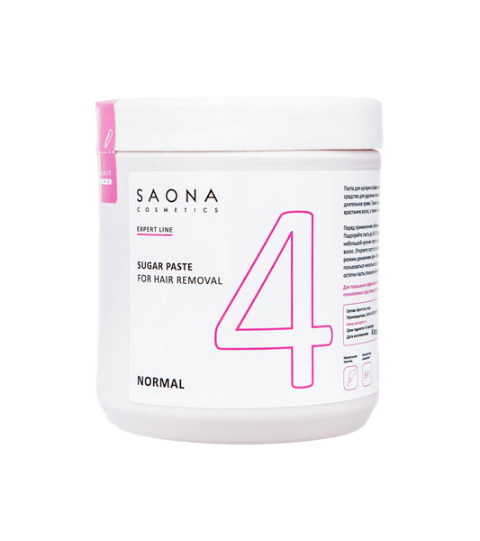Паста для шугаринга Saona Cosmetics EXPERT