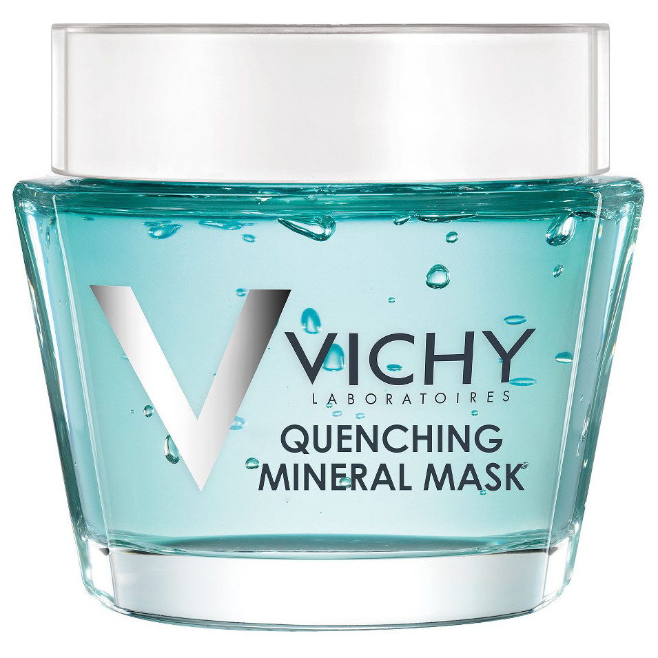 Маска для лица Vichy Quenching Mineral Face Mask 75 мл фото