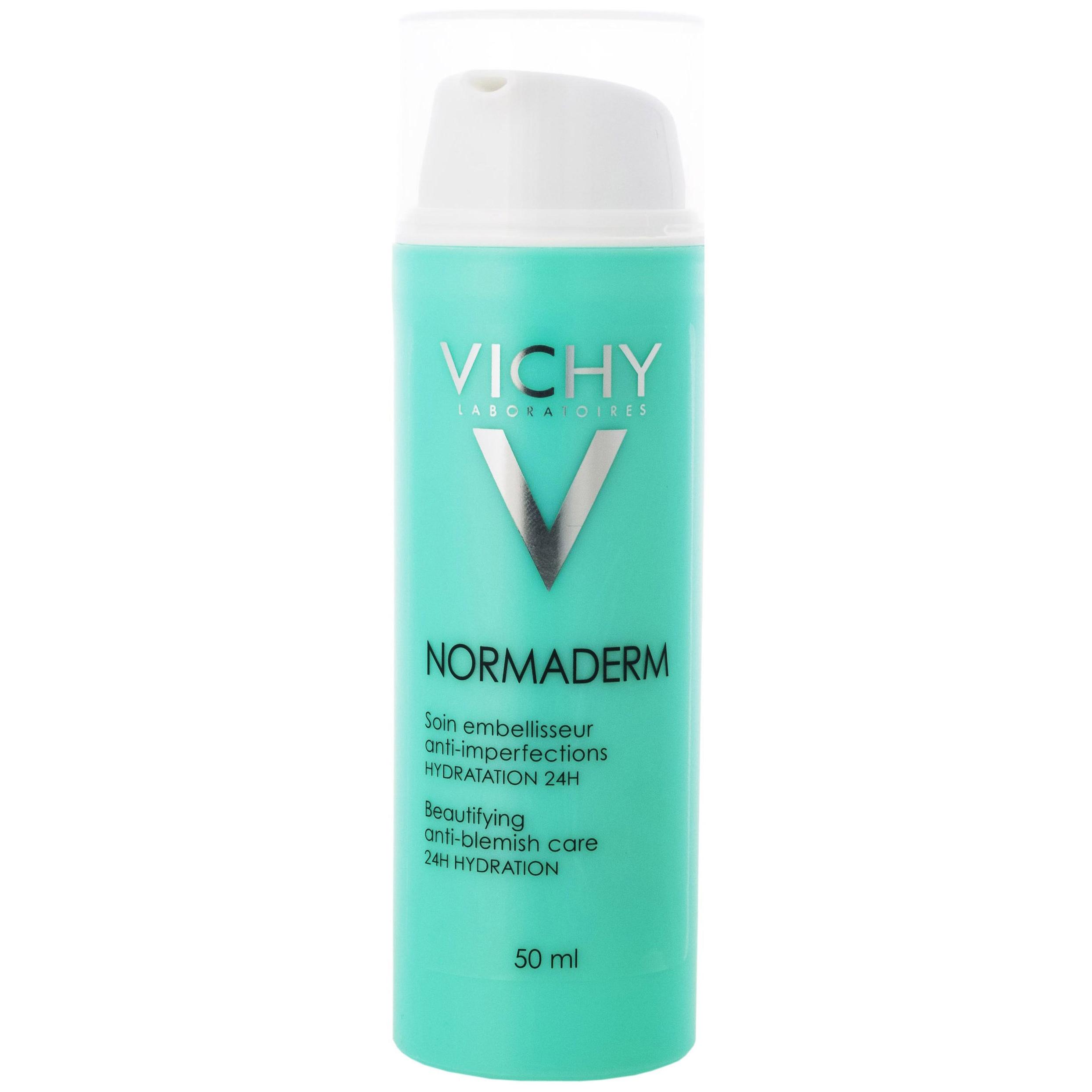 Крем для лица VICHY Normaderm 50 мл фото