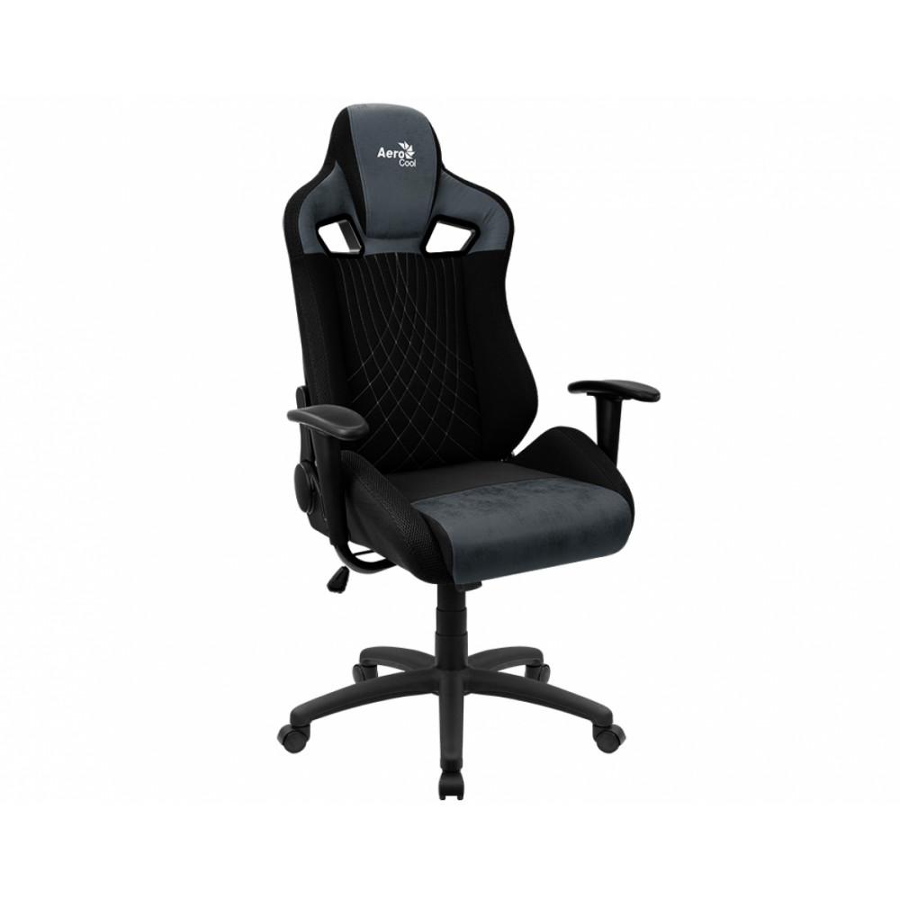 Игровое кресло AeroCool Earl AC-EARL-SB, синий/черный фото