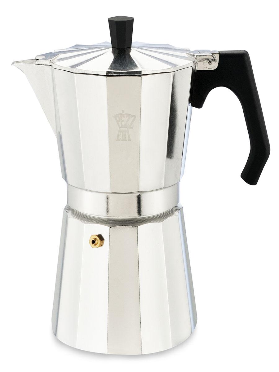 Гейзерная кофеварка PEZZETTI LUXEXPRESS на 9 порций фото