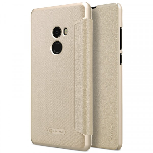 Чехол Nillkin Sparkle Series для Xiaomi Mi Mix 2 Gold