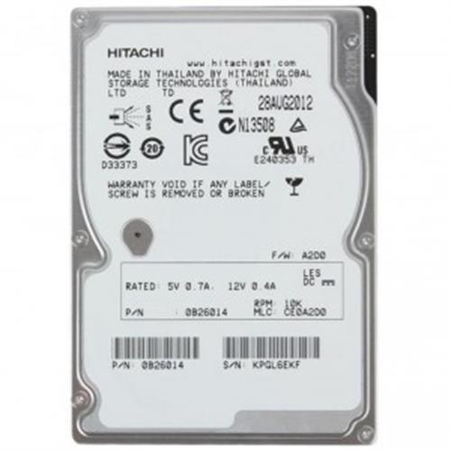 Внутренний жесткий диск HGST Ultrastar C10K1800 1.8TB