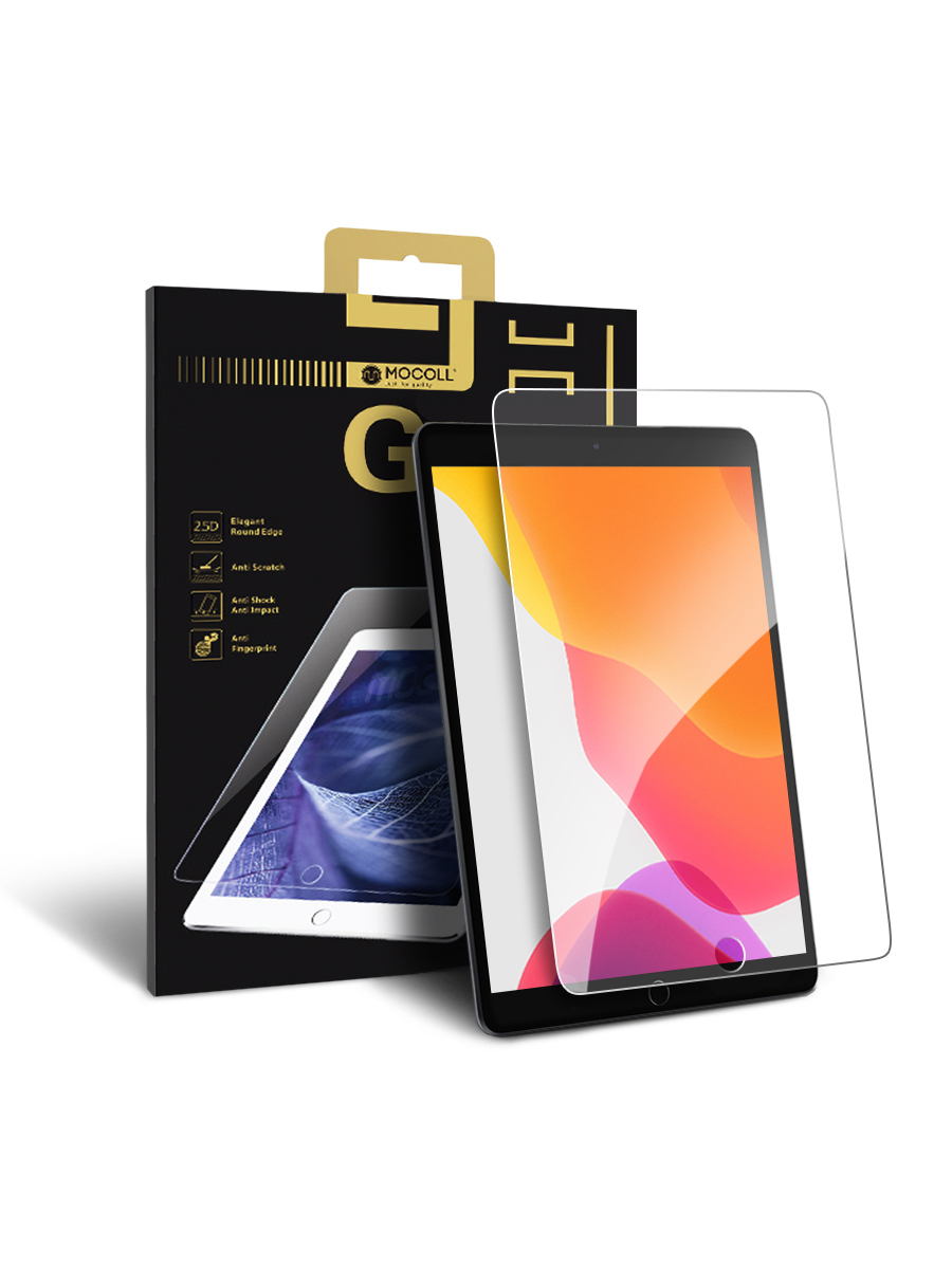Защитное стекло MOCOLL Golden Armor для iPad