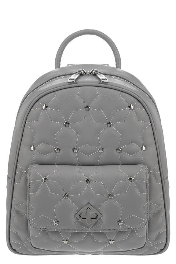 Рюкзак женский Labbra L-HF3216 серый