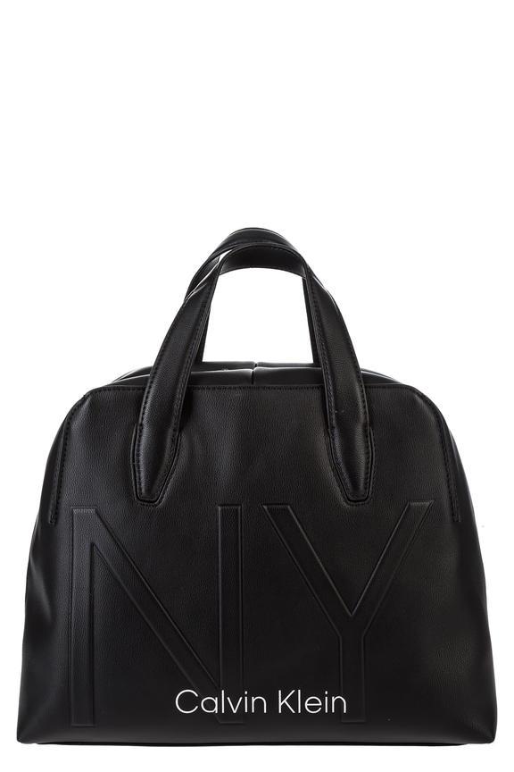 Черная сумка со съемным плечевым ремнем, б/р K60K606031.BDS0