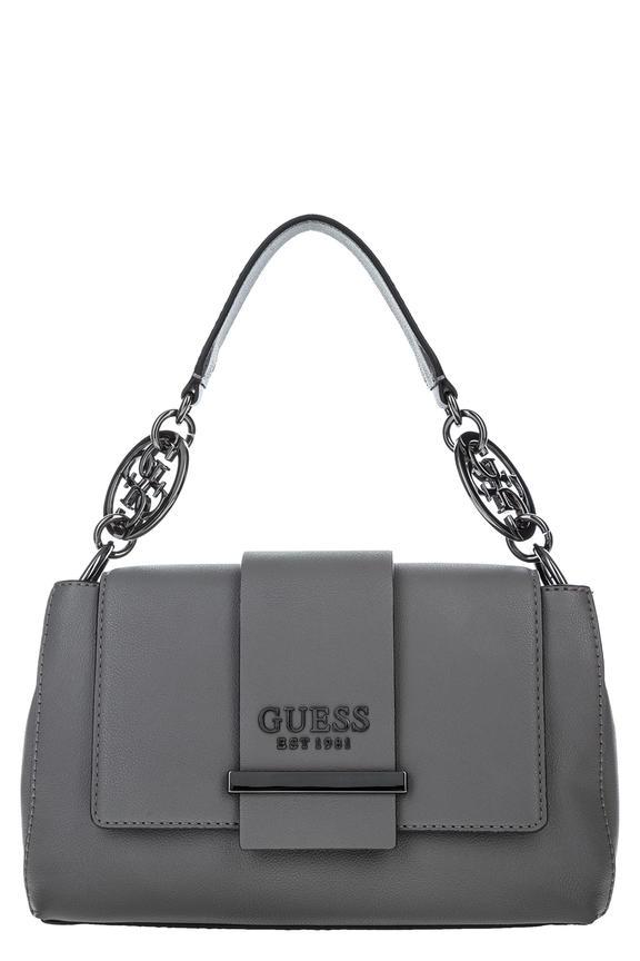 Серая сумка со съемным плечевым ремнем, б/р HWEM74-74180-GRY