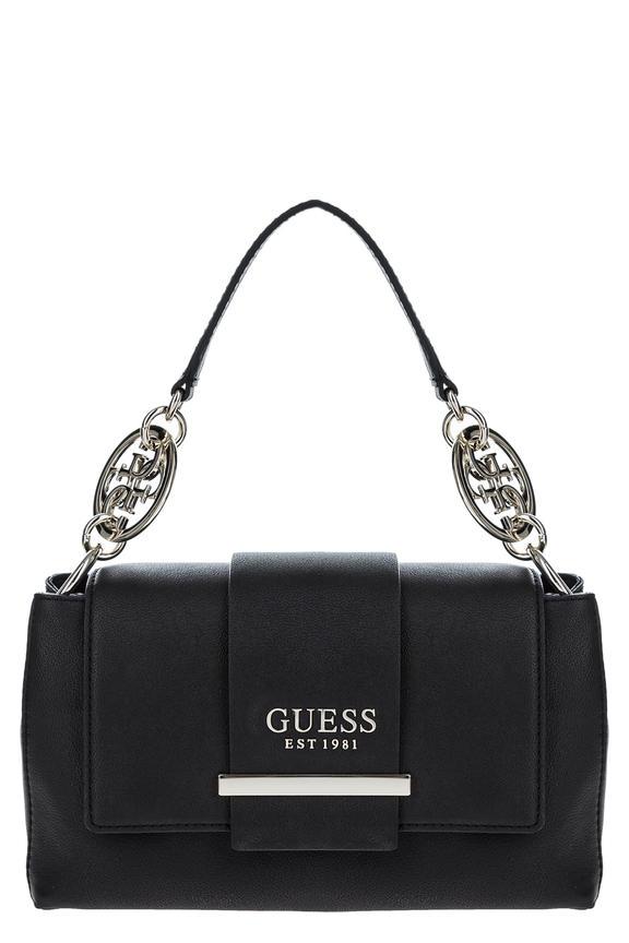 Черная сумка со съемным плечевым ремнем, б/р HWEG74-74180-BLA