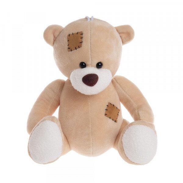 Купить DL-00223, Мягкая игрушка To-ma-to Мишка светло-коричневый, 20 см,