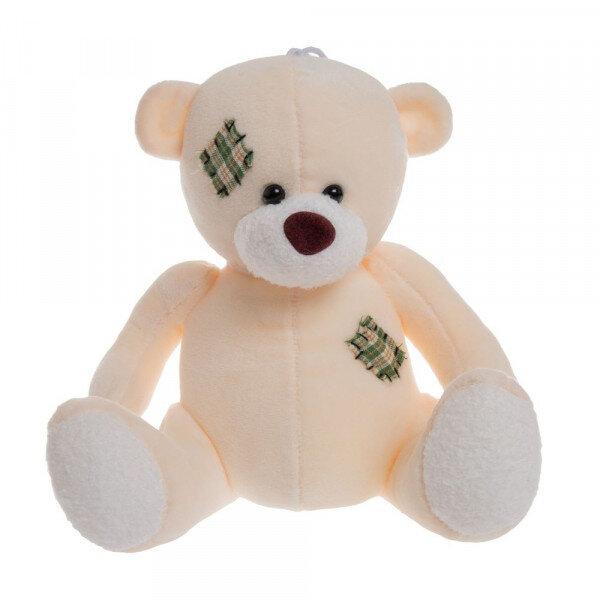 Купить DL-00223, Мягкая игрушка To-ma-to Мишка белый, 20 см,