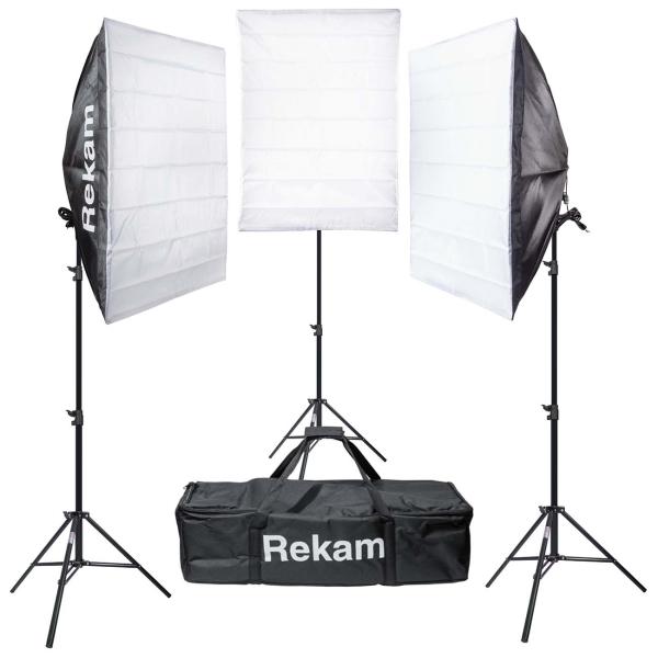 Комплект постоянного света Rekam CL4-900-SB Kit