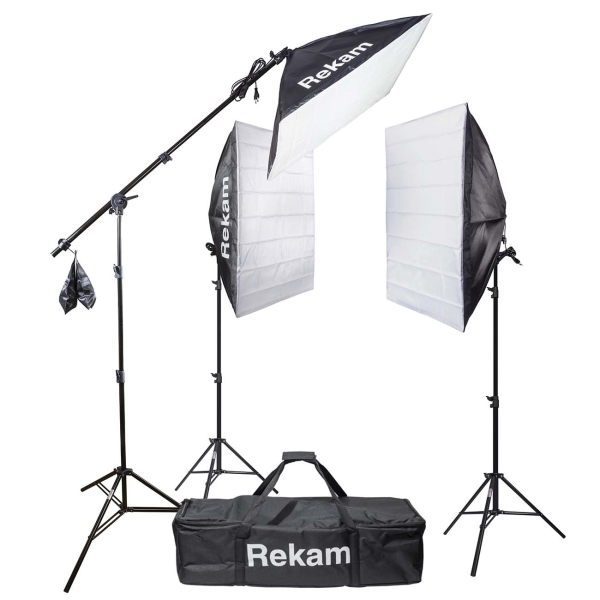 Комплект постоянного света Rekam CL4 615