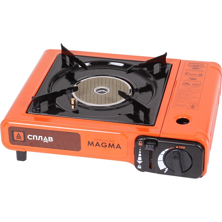 Плитка газовая MAGMA от Сплав