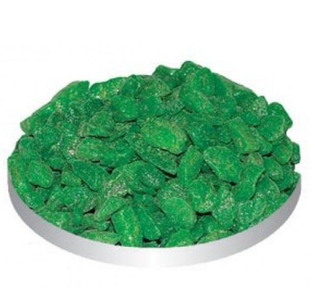 Грунт Тriton Зеленый (крупный) блестящий, 800 г