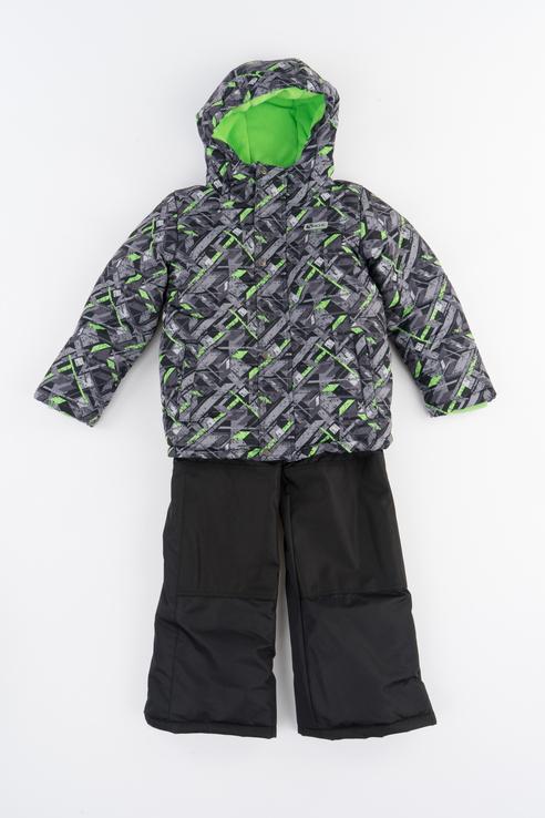 Купить SWB6416, Комплект верхней одежды Salve by Gusti цв. черный р.134,