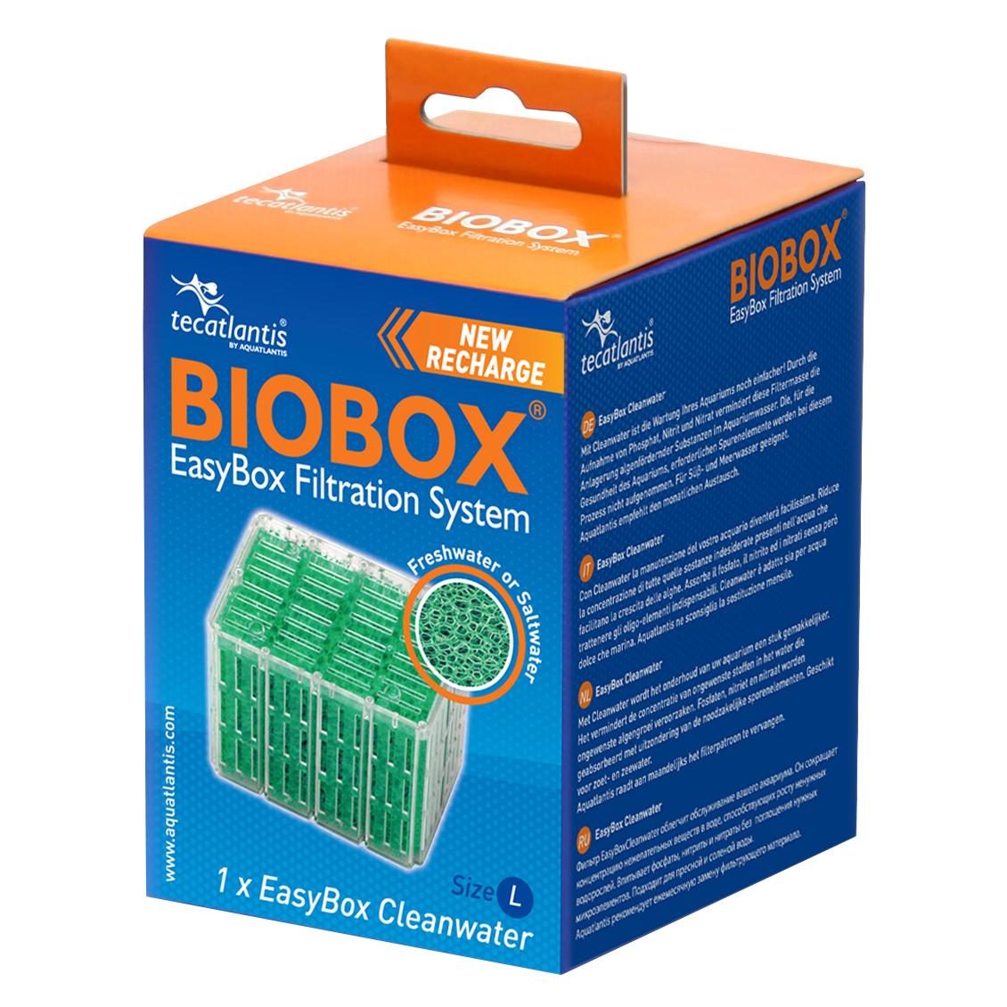 Картридж Aquatlantis EasyBox Aquaclay XS для фильтра