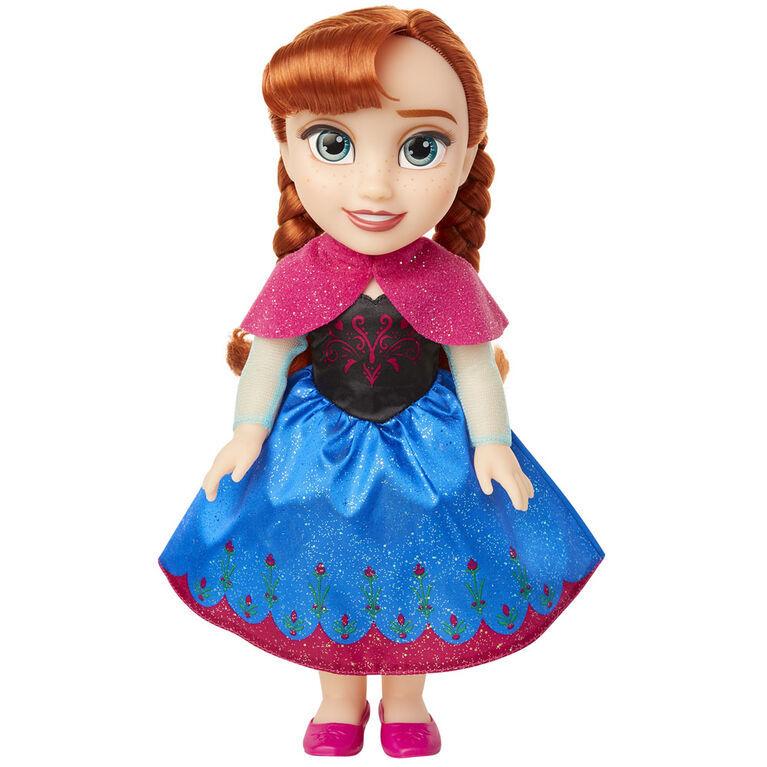 Кукла Disney Frozen Анна, 38 см