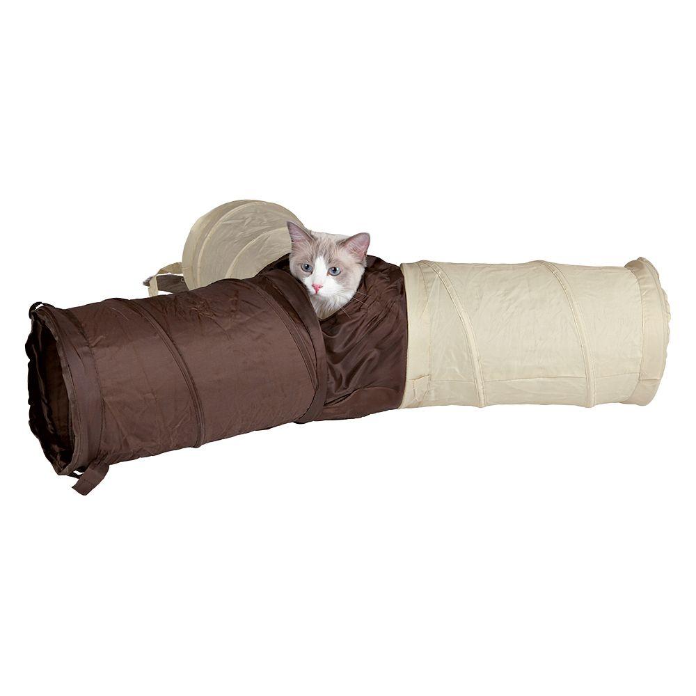 Тоннель для котят Trixie, 22x50 см