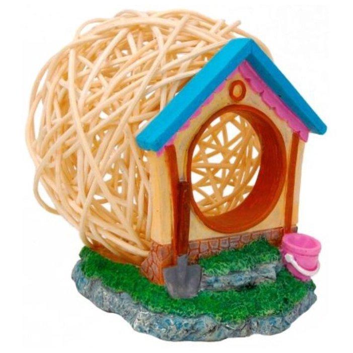 Дом для грызунов Fauna International Hamster House,