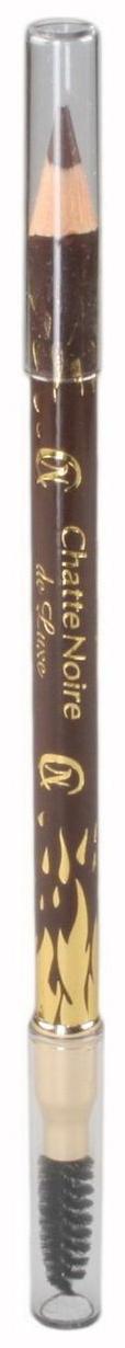 Карандаш для бровей Chatte Noire De Luxe