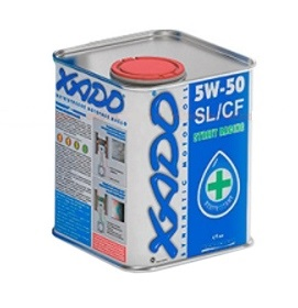 Хадо Xado Xa 24107 Atomic Oil 5w50