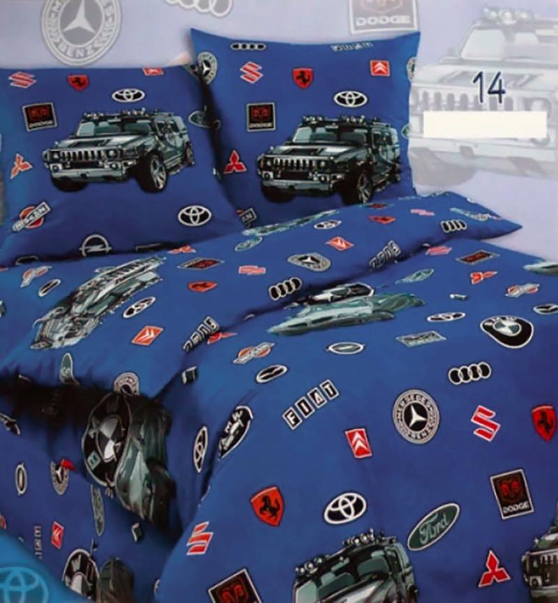Комплект постельного белья Экзотика Craig полутораспальный