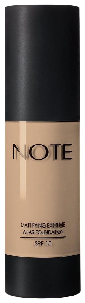 Купить Тональный крем Note Mattifying Extreme Wear тон 120 Soft sand