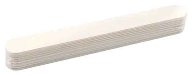 Набор прямых пилок для ногтей Zinger, 150/220,