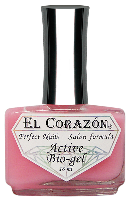 Купить Лак для ногтей El Corazon Active Bio-gel Color №423 16 мл