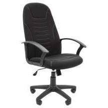 Кресло руководителя EasyChair 640 ТС, черный