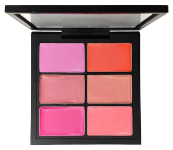 Палетка помад Makeover Paris для губ Pro Lip The Pinks