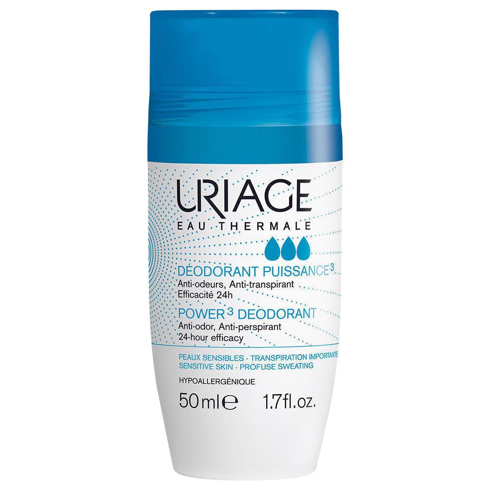 Дезодорант Uriage Тройного действия 50 мл фото