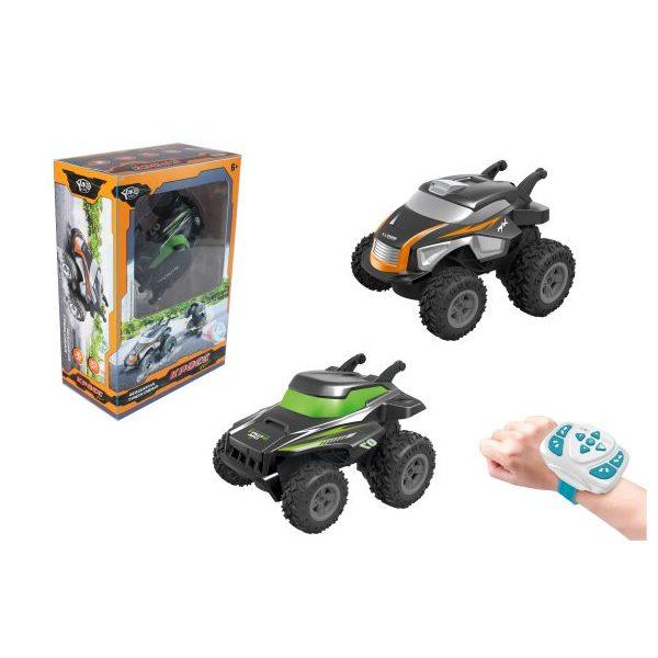 Машина р/у Трюковая, свет, эл.пит.ААА*5шт.не вх.в комплект, в ассортименте Наша игрушка