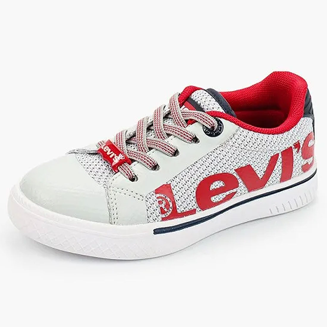 Купить 56443, Кеды детские Levi's Kids, цв. белый р.34,