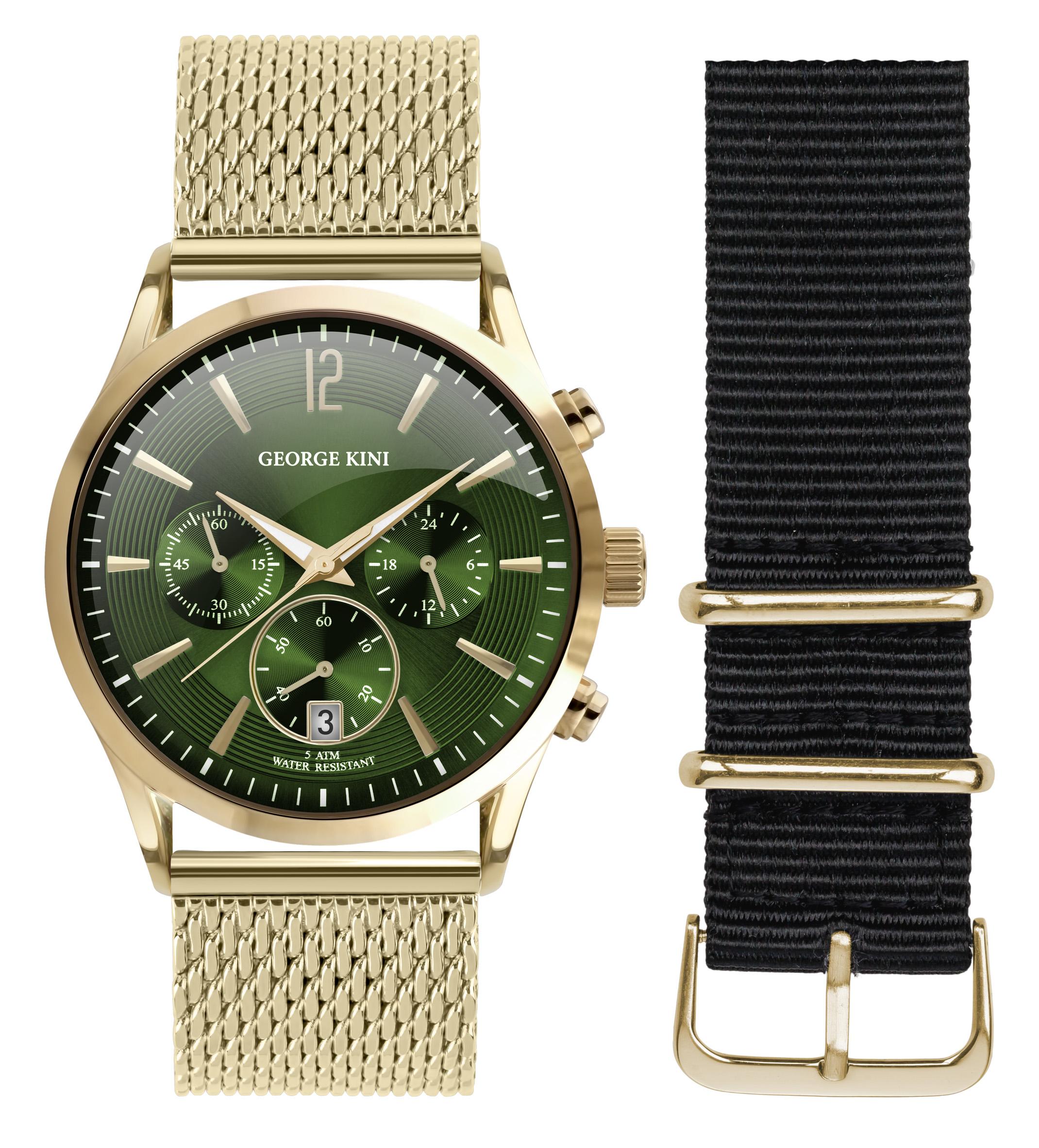 Наручные часы мужские George Kini GK.12.2.5R.23