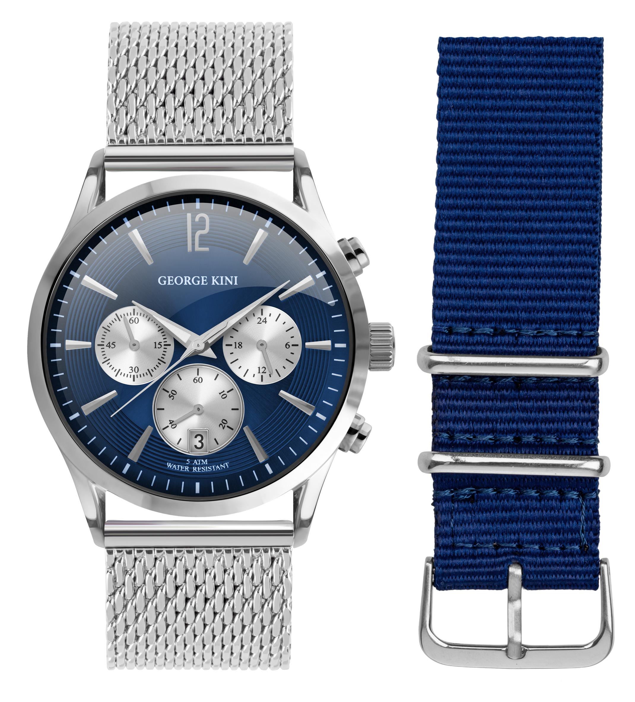 Наручные часы мужские George Kini GK.12.1.3SS.21