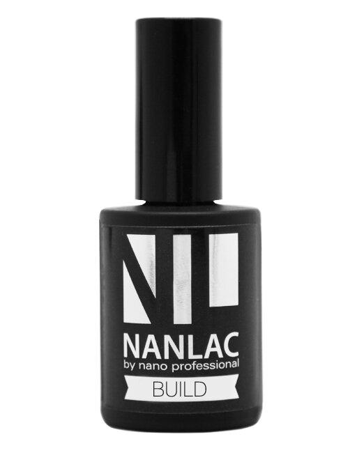 Купить База NANO PROFESSIONAL гель-лак базовый NANLAC Build Cotton 15 мл 4016