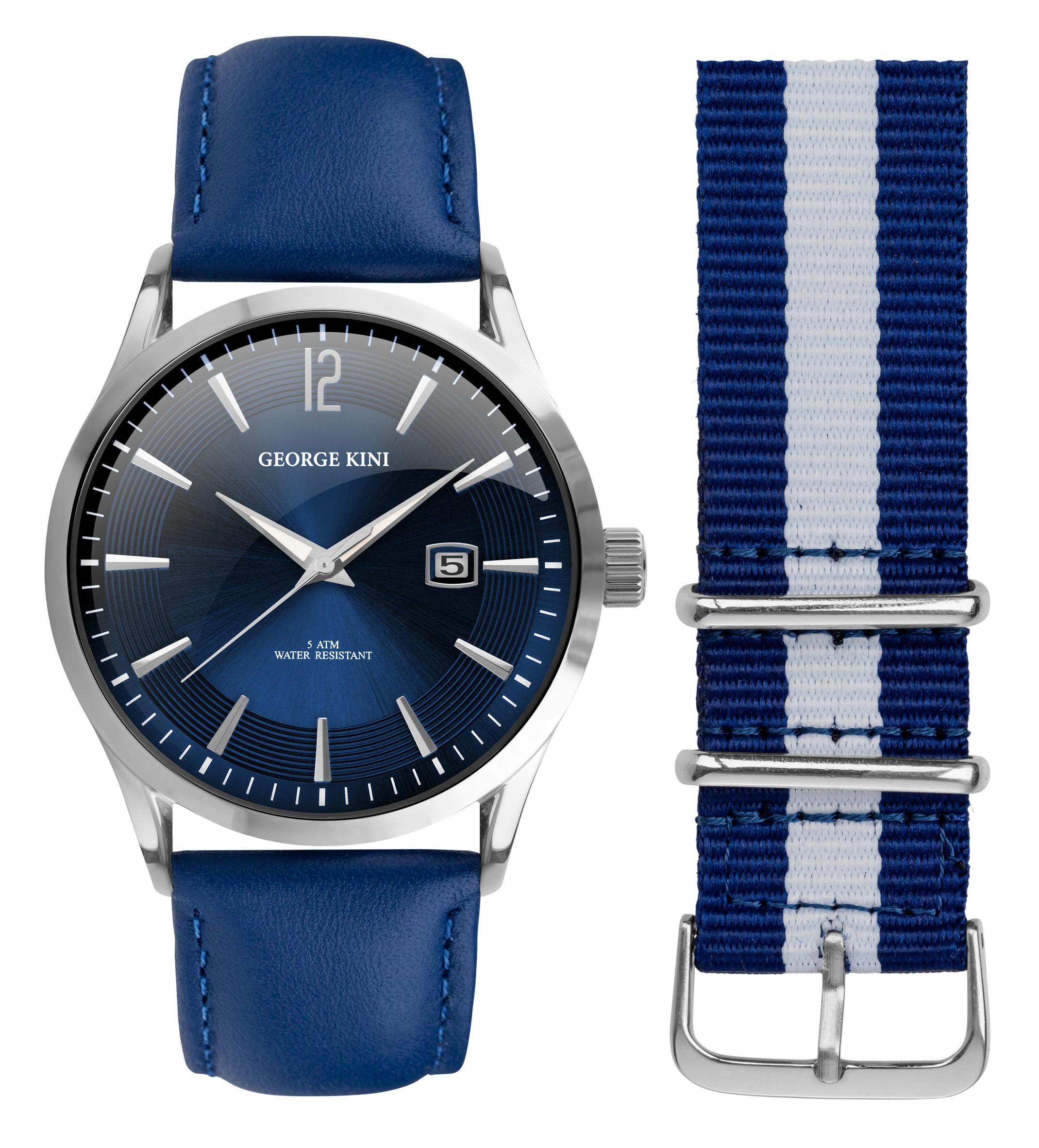 Наручные часы мужские George Kini GK.11.1.3S.17