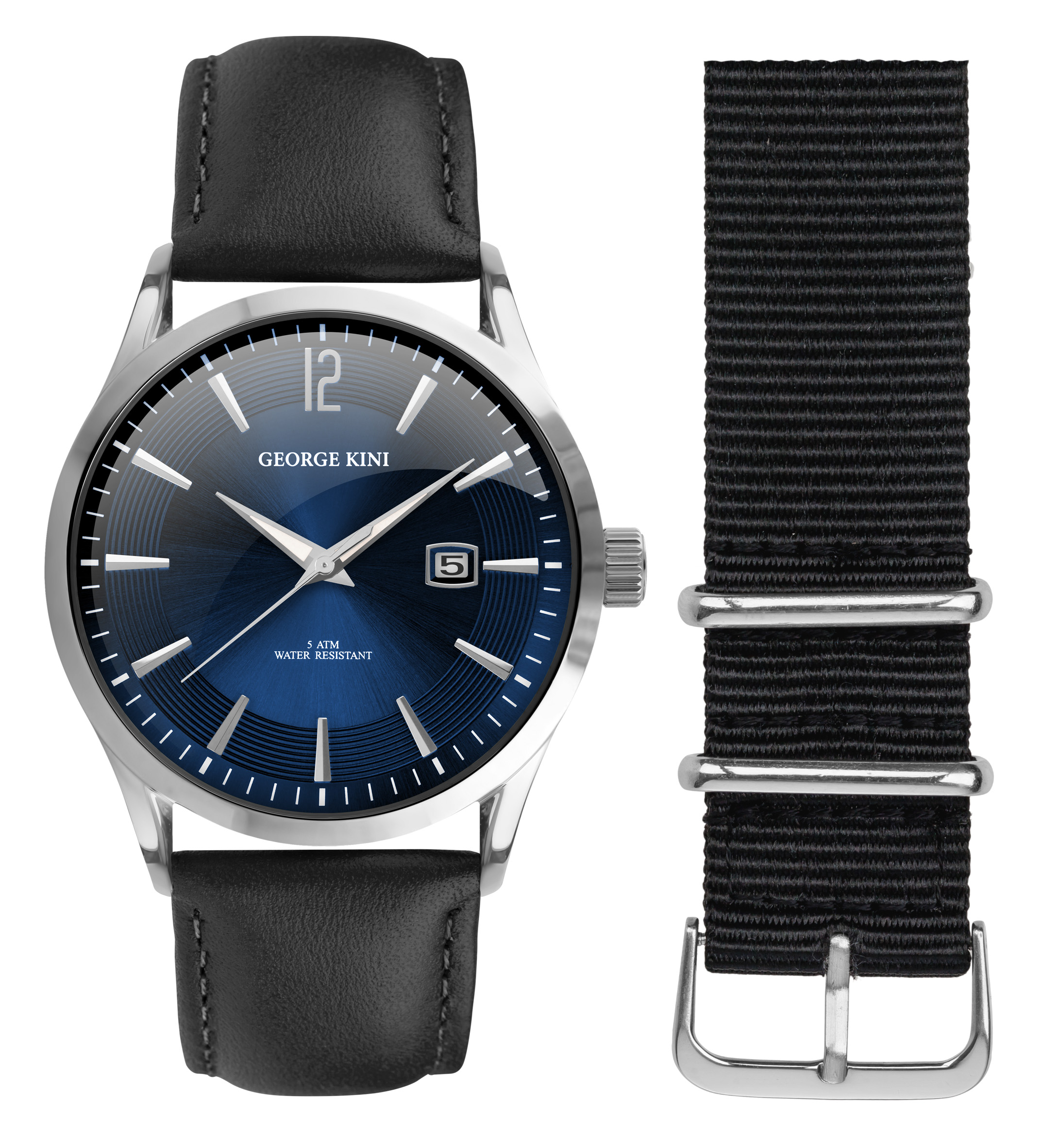 Наручные часы мужские George Kini GK.11.1.3S.16
