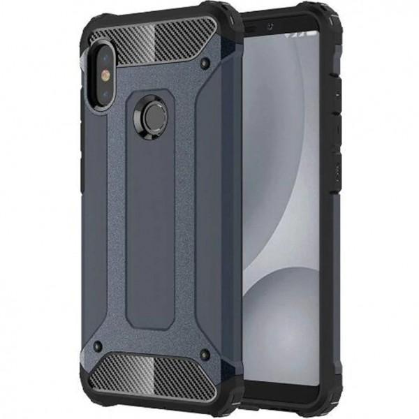 Чехол Epik Immortal для Xiaomi Redmi Note 6 Pro Metal Slate