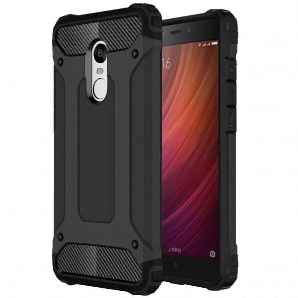 Чехол Epik Immortal для Xiaomi Redmi Note 4X / Note 4 (SD) Black