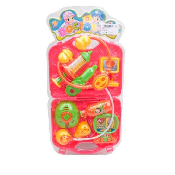 Купить Игровой набор Наша Игрушка Набор доктора в чемоданчике, 7 предметов, Наша игрушка,