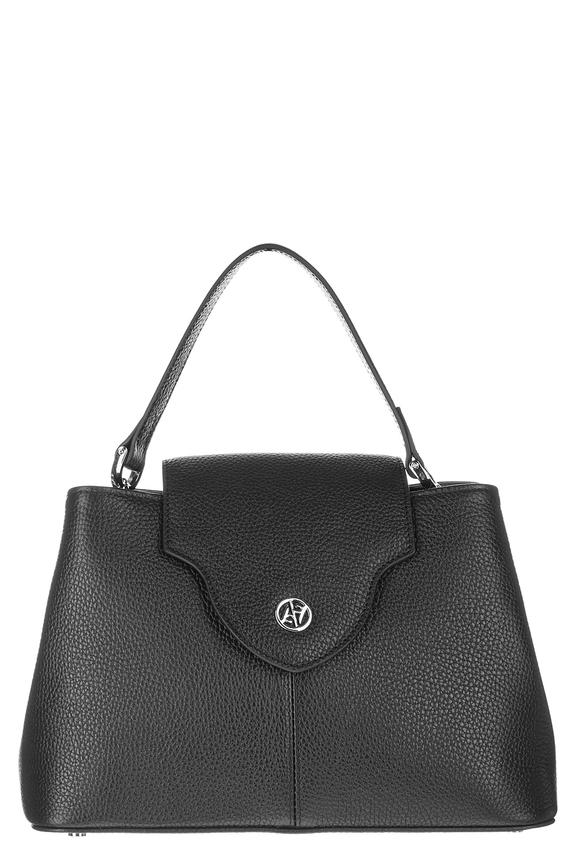 Маленькая кожаная сумка со съемным плечевым ремнем, б/р 482_1