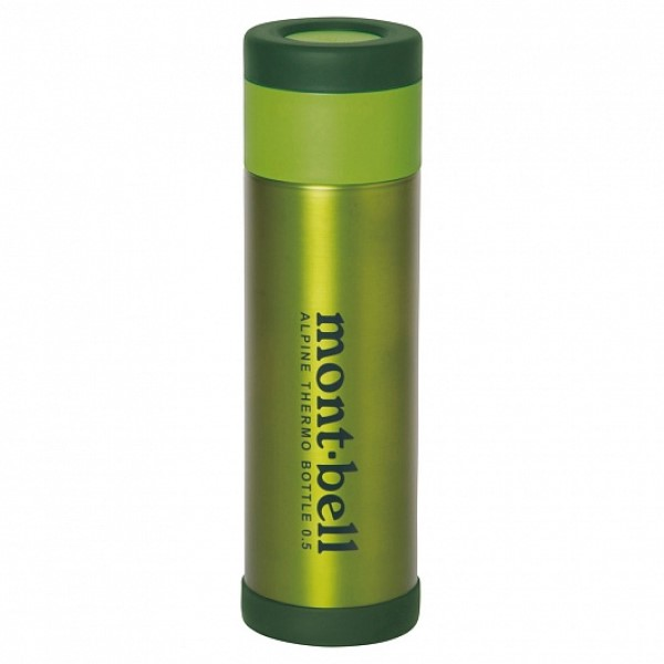 Фото - MontBell термос Alpine Thermo Bottle 0.5л MDGN от Montbell