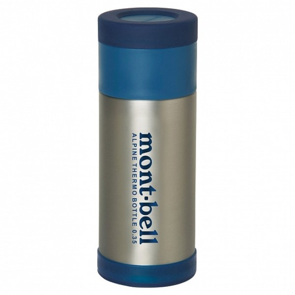Фото - MontBell термос Alpine Thermo Bottle 0.35L STNLS от Montbell