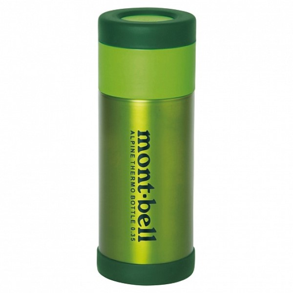 MontBell термос Alpine Thermo Bottle 0.35L MDGN