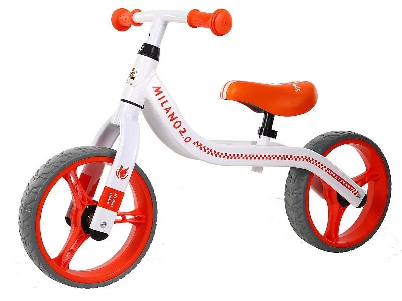 Купить Беговел Sportsbaby Milano 2.0 оранжевый, Беговелы